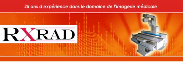 rxrad : matériel d'imagerie médicale